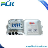 Odb 8 Port FTTH Fiber Optical Customer Distribution Terminal Box