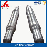 Hot Forged Steel Large-Sized Axle with Different Specification (45#/4140/ En19/...)