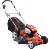 "56 Volt 18"" Lithium Battery Hand Push Lawn Mower"