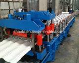 1000mm Effective Width PPGI Glazed Roof Tile Roll Forming Machine