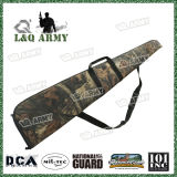 Leaf Camo Tactical Gun Case Rifle Bag with Carrying Strap