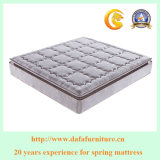 Pocket Spring Latex Foam Mattress with Pillow Top New Design Hotel Furniture