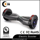 8 Inch Dual Motors Electrical Scooter with Bluetooth Speaker