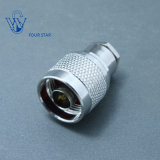 N Male Plug Clamp Non-Soldering Connector for LMR300 Cable