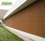 Anhui Manufacture Creative Outdoor Wood Plastic Composite Wall Cladding