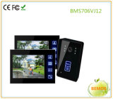 7 Inch Color Video Door Bell Intercom Video Doorphone