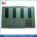 China LCD Supply for Tn Black Ground Negative LCD Panel