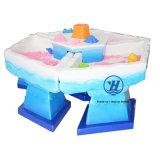 Amusement Fiber Glass Elephant Sand Table for Children Playground Equipment (ZJ-ST-03)