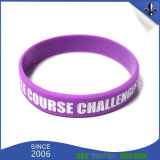 Jewelry Gift Fashion Silicone Rubber Bracelet