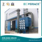 Asphalt Plant Filtration Automatic Cartridge Dust Collector Machine