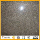 Polished Tropic Brown Granite Slabs for Countertop or Flooring Tiles