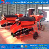 Mini Mobile Placer Gold Mining Equipment (KDTJ-5T) with Patents