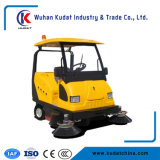Ride-on Electric Street Sweeper with Ce
