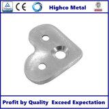 90 Degree Handrail Mount Plate for Stainless Steel Handrail