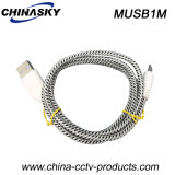 Braided Multi Color Charging Mini/Micro USB Cord 1m (MUSB1M)