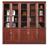 Veneer Glossy Filing Cabinet /Office Cabinet /Bookcase (NS-SL156)