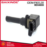 MD346383 FK0120 Ignition Coil for MITSUBISHI Minicab Nissan Otti