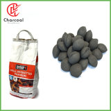 Hong Qiang Bamboo Coal Specification of Pillow Charcoal for BBQ