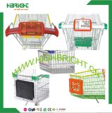 Shopping Trolley/Cart Advertising Board