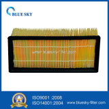 Yellow Air Filters for Air Cleaners / Air Purifiers