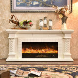 TV Stand Modern Heater Electric Fireplace with Ce Approved (336S)