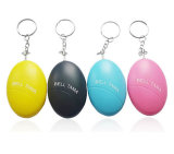 Portable 120dB Anti Lost Alarm Personal Safety Alarm with Keychain