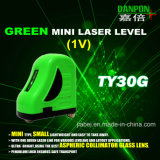 Mini DIY Green One Plumb Beam Laser Level Ty30g