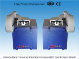 Intermediate Frequency Furnace for Melting Steel
