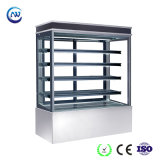 Stainless Steel Cake Refrigerator/Display Cabinet (S780V-S)
