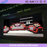 LED Advertising Screens Display Super Wide P4 Indoor Full Color