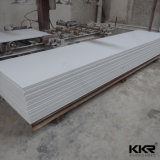 Kkr 6mm Glacier White Artificial Stone Solid Surface