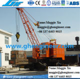 40t Rubber Tire Container Harbour Wharf Electric Hydraulic Crane