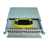 24 Cores Slidable Rack-Mount Fiber Optic Distribution Box