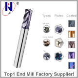 Exported Overseas Solid Carbide End Mills