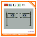 Fast Sales Automatic Double Swing Gate for Supermarket 9162