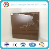 Bronze Backing Glass/Painted Glass/with Ce ISO SGS Certificate