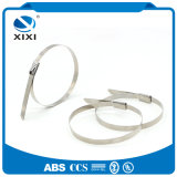 304 Stainless Steel Wire Self Locking Ties Ss Cable Tie