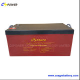 Rechargeable Solar Gel Battery 12V250ah for High Temperature Power Use