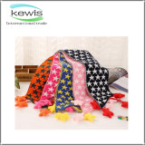 Hot Sale Newest Design Promotional Item Knitted Scarf