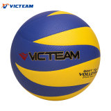 Top-Grade Soft Grip Glued PU Leather Volley Ball