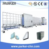 CNC Vertical Flat Press Insulating Glass Making Machine Double Glass Production Line