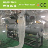 Recycled Plastic PET Bottle Label Removing Machine