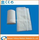 100% Raw Cotton Absorbent Zigzag Folded Gauze