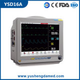 High Quality Medical 12 Inch Multi-Parameter Portable Patient Monitor Ysd16A