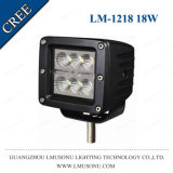 3 Inch 18W 6000K CREE Car LED Work Light Ce RoHS