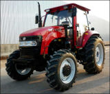 Cheap Prices 25-95HP Four Wheel Farm Tractor Prices in China Market Hot Sale in South Africa