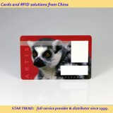 Puppy Ground Card Made Plastic with Magnetic Stripe