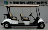 Dongfeng Electric Vehicle of Golf Cart with 4 Seater