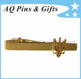 Fashion Metal Tie Bar in Gold Plating