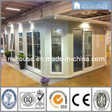 Prefab Sandwich Panelized House- Caravan Hut